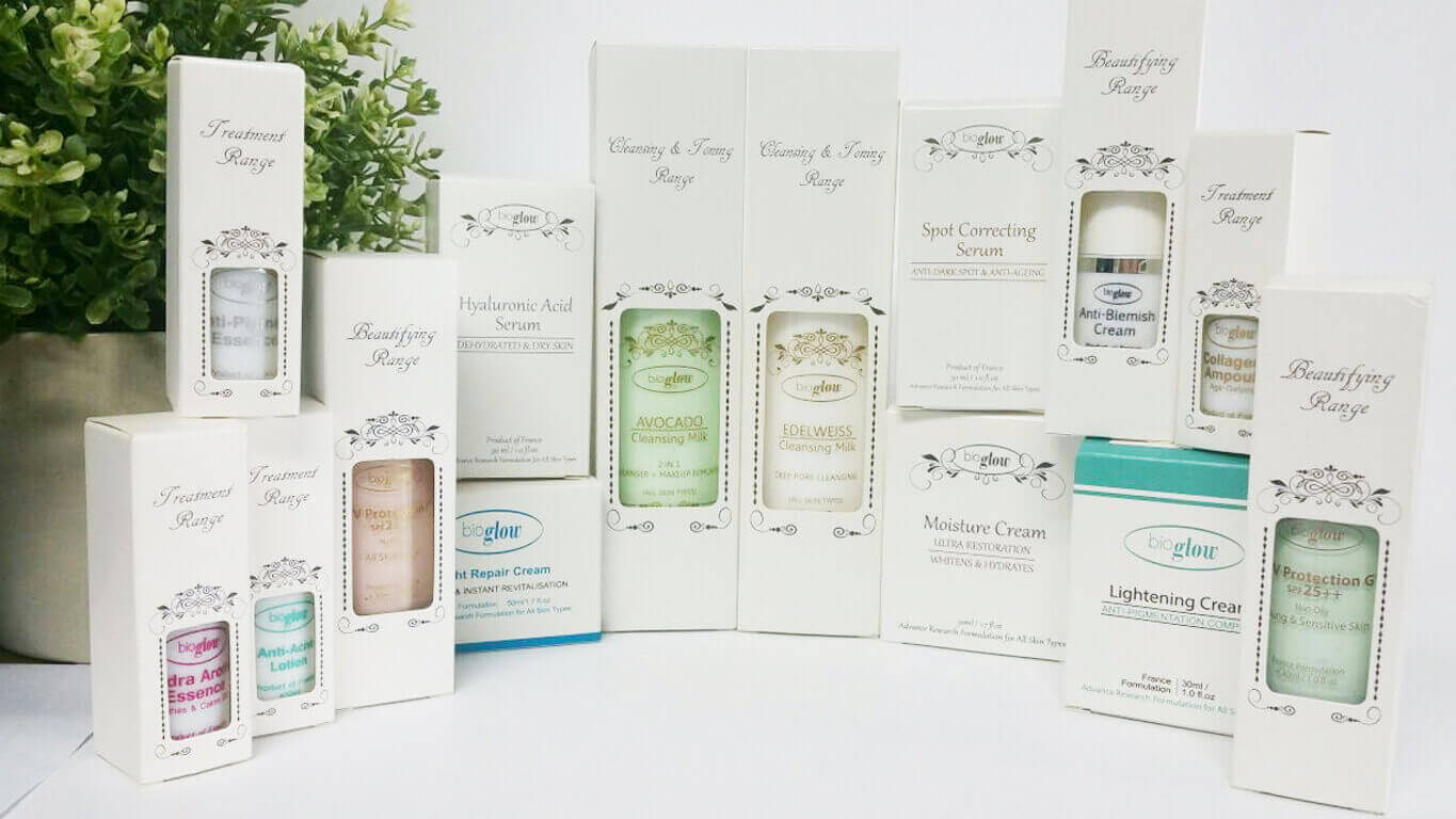 Beauty & Wellness Products and Equipment